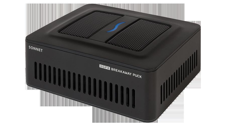 eGFX Breakaway Puck RX 570 (Portable eGPU System)