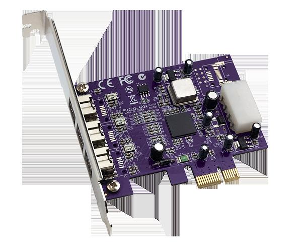 Allegro FW800 PCIe (FireWire 800 Card)