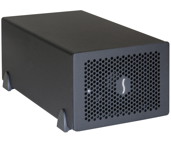 Echo Express SE II (Thunderbolt 2 Desktop Edition with 2 PCIe Slots)