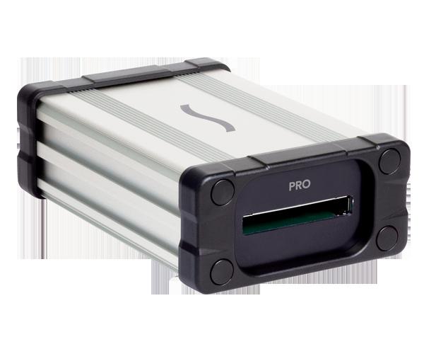 Echo ExpressCard Pro (Thunderbolt ExpressCard/34 Adapter & SxS Card Reader)