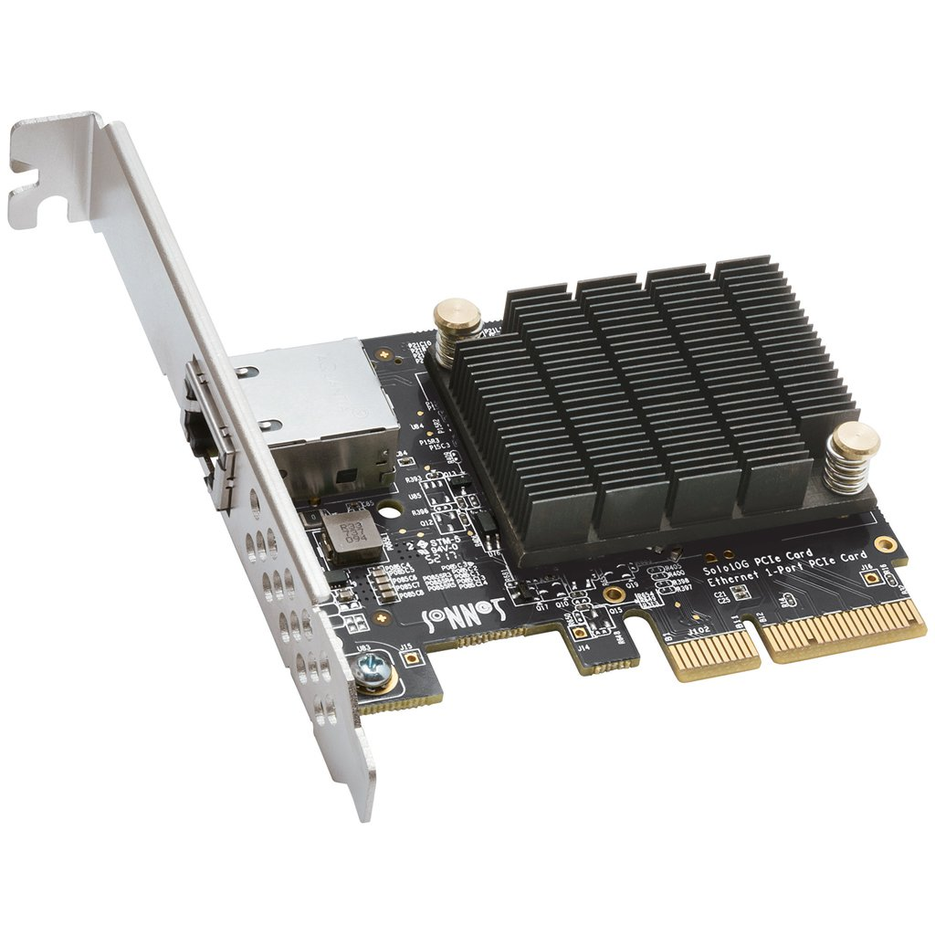 Solo 10G PCIe Card