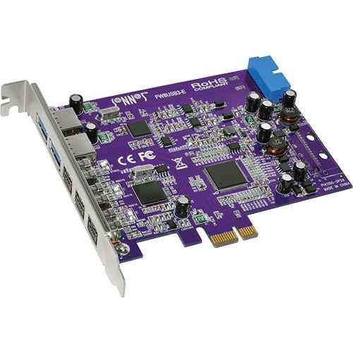 Tango 3.0 USB 3.0 + FireWire 800 PCI Express Card