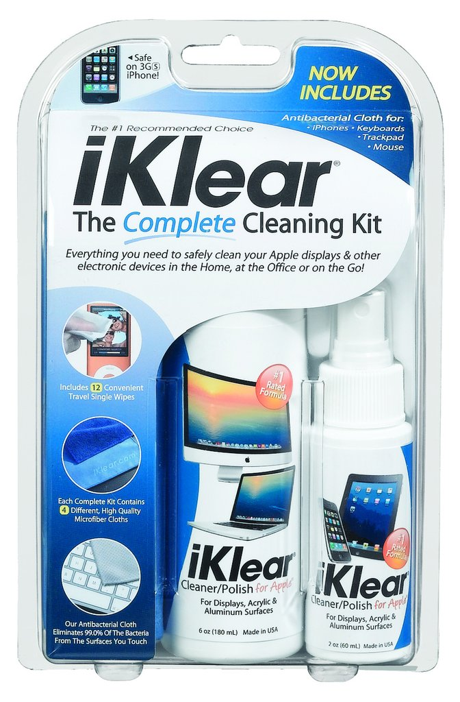 (Misc) iKlear Complete Cleaning Kit