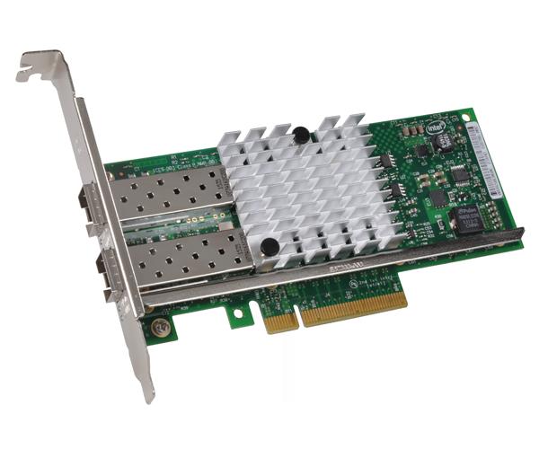 Presto 10GbE SFP+ (Dual-port, 10GbE, x8 PCIe 2.0 card)
