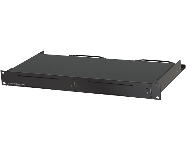 RackMac mini (Mac mini Rackmount Enclosure)