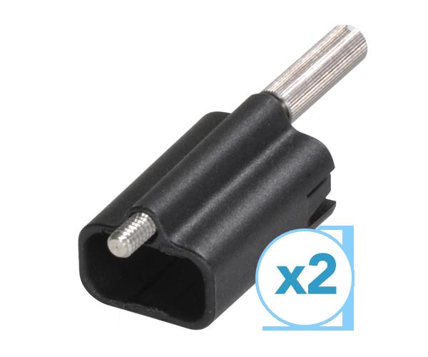 ThunderLok 3 (for 0.5 or 0.7 meter Thunderbolt 3 Cables; 2 Pack)